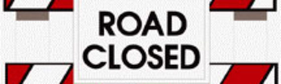 Turner Road Closure Extended to Tuesday, March 26