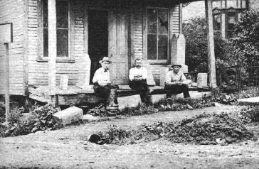 Samuel Harbison, William Scott, John Hauserman