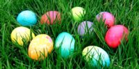 Annual Easter Egg-Stravaganza! - Sat., April 13th