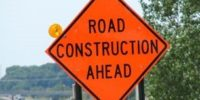 Paving in Valencia & Gibson Rd: Begins Monday, July 29th