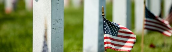Memorial Day Service at Richland Park