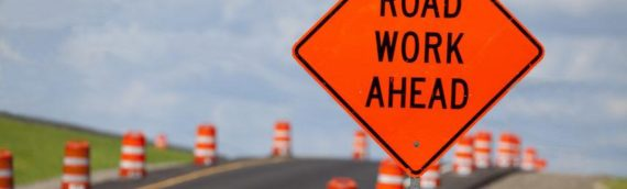 Route 8 Bridge Project Through Late November