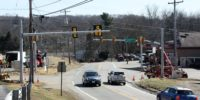 New Traffic Signal - Route 910 & Hardt Road Intersection
