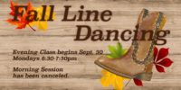 Fall Line Dancing Available Now!