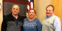 Supervisors Sworn In