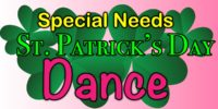 Special Needs St. Patrick's Day Dance