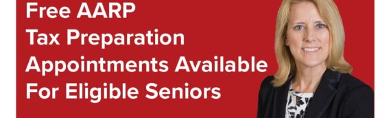 Free AARP Tax Prep Appointments