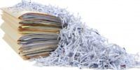 Two (2) Upcoming Shredding Events: Hampton/Richland