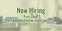 Part-time Administrative Assistant - Richland Township