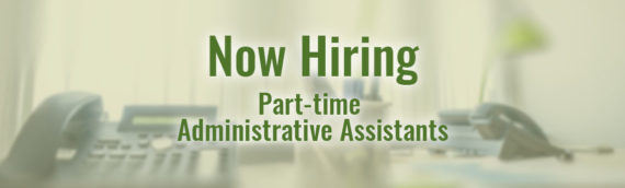 Part-time Administrative Assistant – Richland Township