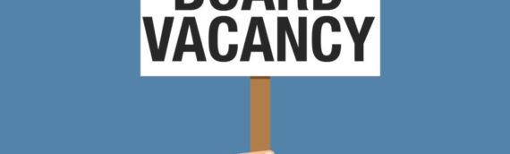 Vacancy on Richland Municipal (Water) Authority Board