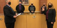 Ms. Ann Miller Sworn in as Supervisor of Districts 3 & 4
