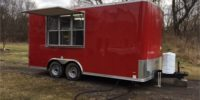 Township Food Trailer For Sale on Municibid