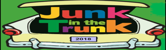 Saturday May 15th:  Junk in the Trunk Sale